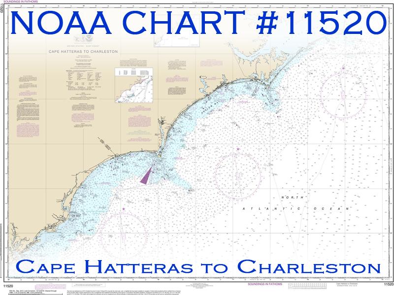 NOAA Chart #11520