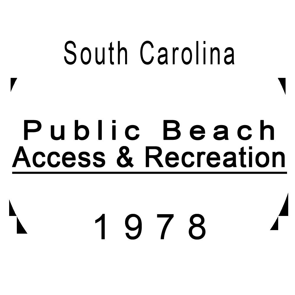 SC Public Beach Access & Recreation Published 1978
