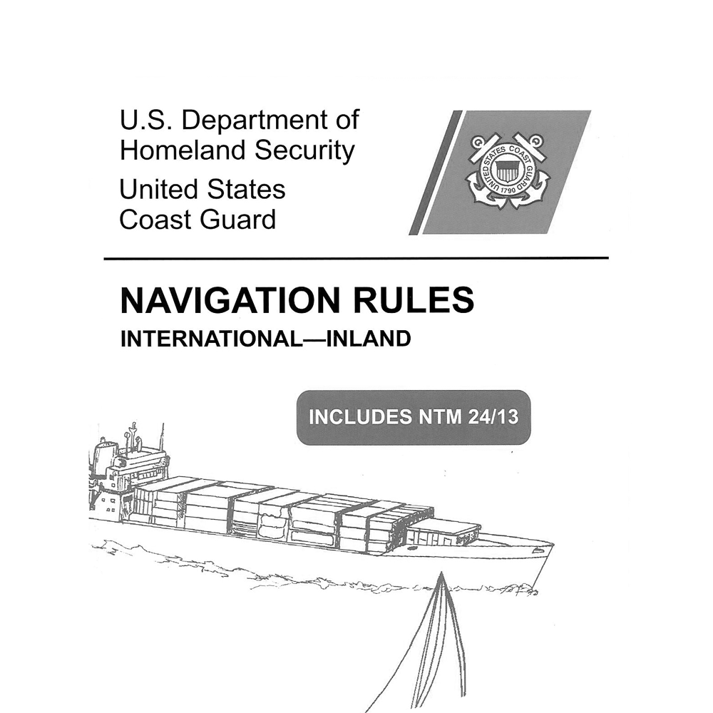 US Coast Guard NavRules